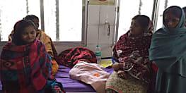 तेज रफ्तार ट्रक ने ई-रिक्शा में मारी टक्कर, नानी और 7 माह की मासूम नातिन की मौत