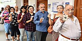 लोकसभा चुनाव : बिहार में शाम 5 बजे तक 53.36 प्रतिशत मतदान