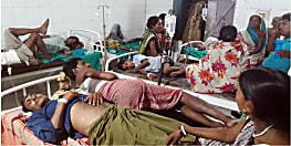 बड़ी खबर : नवादा में भोज खाने से 2 दर्जन से अधिक  लोग बीमार, इलाज के लिए अस्पताल में भर्ती