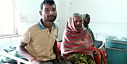 अपराधियों के साथ मिलकर पति ने पत्नी, सास और साले पर किया हमला, पत्नी की मौत