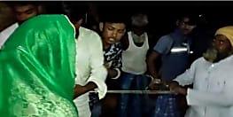 प्रेमी युगल को लोगों ने रस्सी से बांधकर गाँव में घुमाया, विडियो वायरल, एसएसपी ने दिए कार्रवाई के आदेश