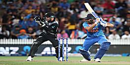 रोहित के लगातार 2 छक्कों से सुपरओवर में जीता भारत, न्यूजीलैंड को मिली हार
