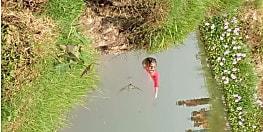 पोखर से बरामद हुआ अज्ञात युवती का शव, इलाके में सनसनी