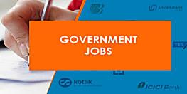 बंपर बहाली :  रेलवे, पोस्ट ऑफिस, बैंक सहित इन 5 सरकारी विभागों में भर्ती, जानिए डिटेल्स