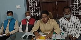 कांग्रेस विधायक ने नगर परिषद के कार्यपालक पदाधिकारियों पर लगाए संगीन आरोप