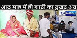 पत्नी को बीए का फॉर्म भरवाने गया युवक हो गया लापता, दो दिन बाद अस्पताल में मिली लाश, आठ माह पहले हुई शादी