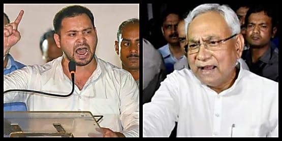 तेजस्वी यादव का सीएम नीतीश पर बड़ा आरोप,कहा- आपकी वजह से बिहार की इज़्ज़त दुनिया में घटी है