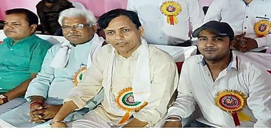 लालू प्रसाद के हनुमान और गृह राज्य मंत्री नित्यानंद राय साथ-साथ, चर्चाओं का बाजार गर्म