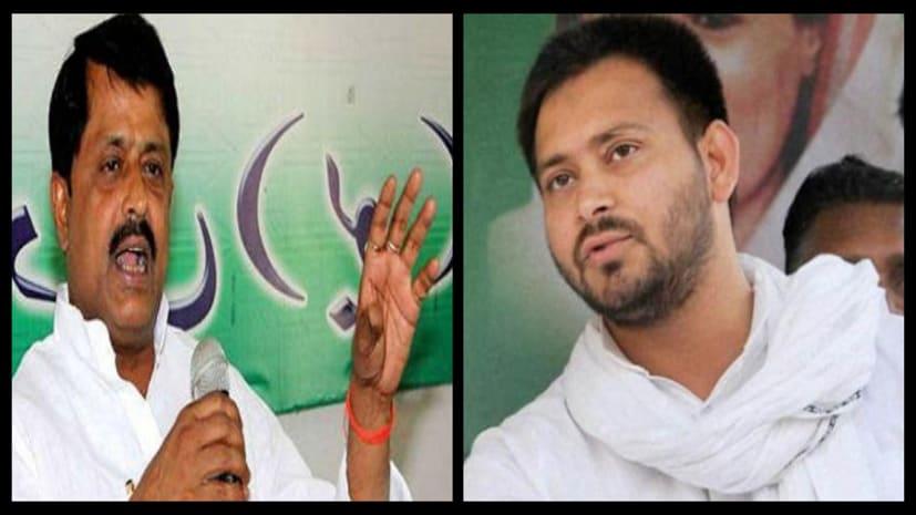 तेजस्वी ने पूछा अमित शाह से सवाल, जेडीयू प्रवक्ता संजय सिंह ने किया पलटवार