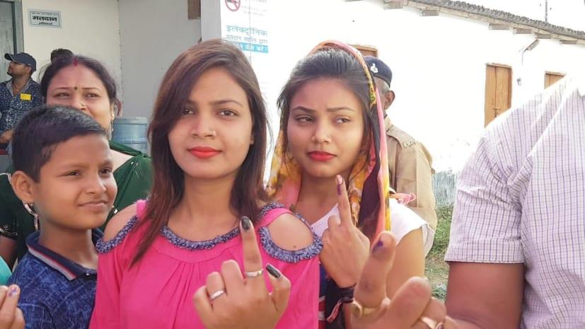 चौथे चरण में बिहार की 5 सीटों पर 4 बजे तक 48.50 फीसदी वोटिंग, जानें चुनाव से जुड़े हर अपडेट