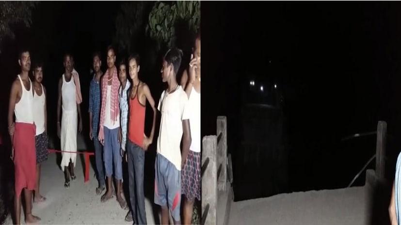 बड़ी खबर : समस्तीपुर में बागमती नदी पर बना सड़क पुल गिरा