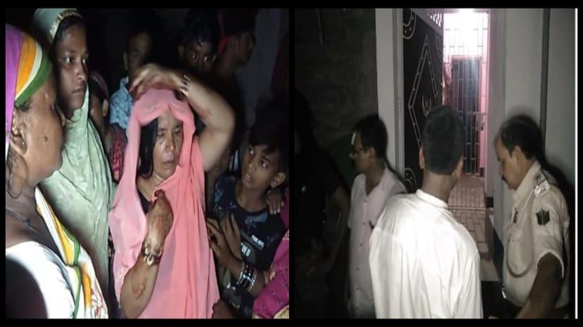 मुजफ्फरपुर में शादी के माहौल में पसरा मातम, आपसी विवाद में एक व्यक्ति की पीट-पीटकर हत्या
