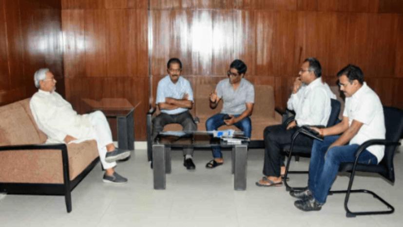 CM नीतीश ने देर रात बुलाई हाईलेवल मीटिंग...मूसलाधार बारिश से सकते में सरकार