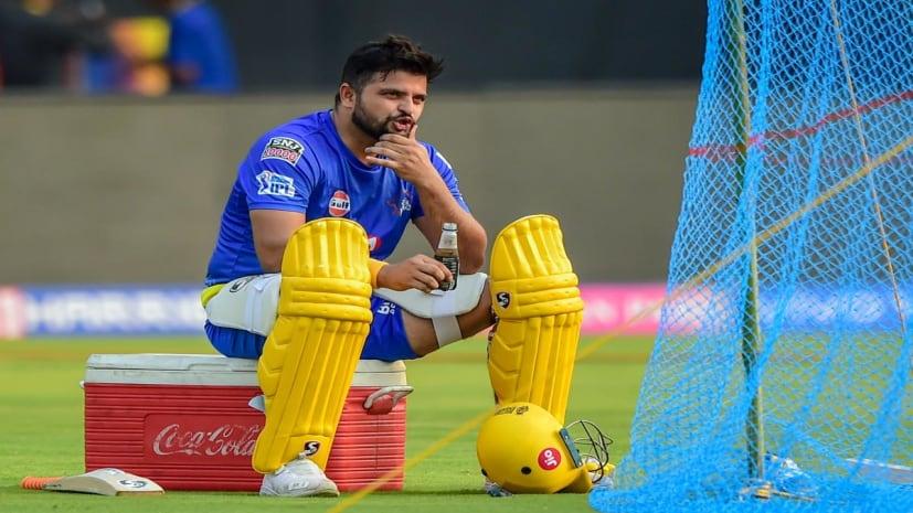 इस बार IPL नहीं खेलेंगे सुरेश रैना, UAE से लौटे