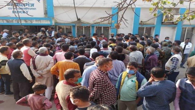 गोपालगंज में दोहरे हत्याकांड में गुड्डू राय सहित छह पर प्राथमिकी, दो गिरफ्तार