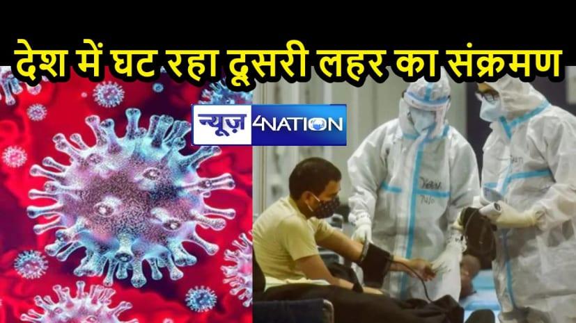 CORONA UPDATES IN INDIA: पिछले 24 घंटे में 2 लाख से कम मिले नए संक्रमित, रोजाना हो रही मौतें अब भी चिंताजनक