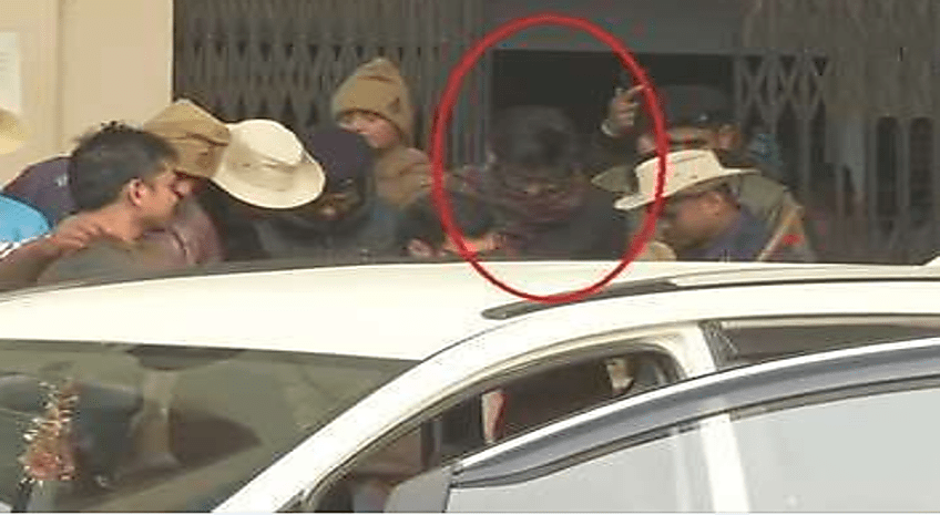 शरजील इमाम को लेकर पटना एयरपोर्ट से निकली दिल्ली पुलिस, रात भर महिला थाने में हुई पूछताछ
