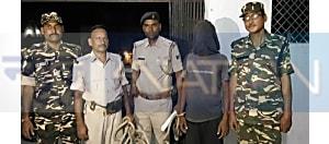 एसएसबी को मिली बड़ी कामयाबी, नवादा के उग्रवाद प्रभावित सरदला से हार्डकोर नक्सली गिरफ्तार