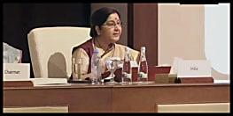 OIC की बैठक में गेस्ट ऑफ ऑनर को तौर पर शामिल हुई सुषमा स्वराज, आतंकवाद को बताया पूरी दुनिया के लिए सबसे बड़ा खतरा