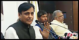 3 मार्च को होनेवाली रैली को लेकर एनडीए की संयुक्त प्रेस-वार्ता-नेताओं ने कहा अभूतपूर्व होगी यह संकल्प रैली