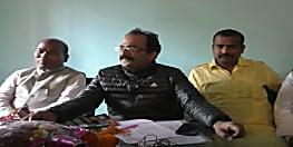समीक्षा बैठक में एआईसीसी सचिव के सामने कांग्रेस पार्टी के कार्यकर्ता और नेता आपस में भिड़े