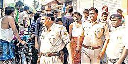 पटना में बेखौफ अपराधियों का तांडव, पुलिस चौकी के निकट ज्वेलरी दुकान में लूट विरोध करने पर मालिक को मारी गोली