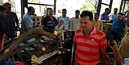 शहीद प्रवीण कुमार का पार्थिव शरीर पहुंचा बोकारो, ग्यारह वर्षीय पुत्र ने दी मुखाग्नि