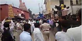 कांग्रेस पार्टी के दो गुटों के बीच हुई जमकर झड़प, पुलिस ने किया लाठीचार्ज, दो गिरफ्तार