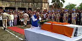 शहीद रौशन का पार्थिव शरीर पहुंचा नालंदा के फतेहपुर गाँव, ग्रामीणों ने दी भावभीनी विदाई