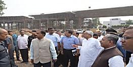 सीएम नीतीश ने किया आर ब्लॉक-दीघा रोड का निरीक्षण, अधिकारियों को दिए कई निर्देश