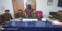 रांची पुलिस को मिली सफलता, चोरी की स्कूटी के साथ मेरठ का फैजान गिरफ्तार, कई मोबाइल बरामद