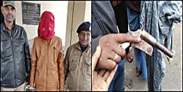 पकड़ाए चोर को छुड़ाने उसके 2 साथी हथियार लेकर पहुंचे, ग्रामीणों ने पेड़ से बांधकर की पिटाई