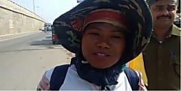 पर्यावरण बचाओ अभियान के तहत असम से महिला ने शुरू की पदयात्रा, 1 मार्च को पहुंचेगी राष्ट्रपति भवन