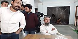 आठ लाख की ठगी करनेवाले शख्स को पुलिस ने किया गिरफ्तार, पूछताछ जारी