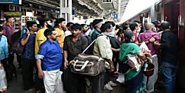 झारखंड के लिए 24 कोच वाली स्पेशल ट्रेन रवाना,मजदूरों की घर वापसी का काम शुरू,आज रात ट्रेन पहुंचेगी हटिया