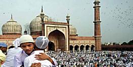 देशभर में मनाया जा रहा बकरीद का त्योहार, जामा मस्जिद में अदा की गई ईद की नमाज