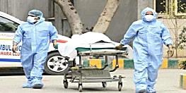 पिछले 24 घंटे में देश में 57 हजार कोरोना पॉजिटिव केस, 764 लोगों की हुई मौत