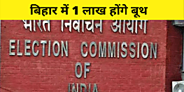 कोरोना काल में चुनाव को लेकर आयोग का बड़ा फैसला, बिहार में एक लाख होंगे बूथ, तैयारी शुरू