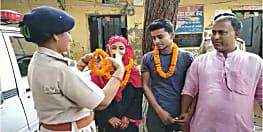 परिवार वाले शादी का कर रहे थे विरोध, महिला थाना में पुलिसकर्मी ने करवा दी प्रेमी जोड़े की शादी