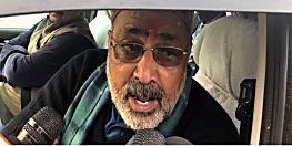 बजट से सदमे में कांग्रेस अध्यक्ष राहुल, विपक्ष चारो खाने चित : गिरिराज