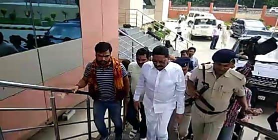 जानिए... 33 मिनट की ऑडियो टेस्ट के दौरान बाहुबली विधायक अनंत सिंह के साथ क्या-क्या हुआ...