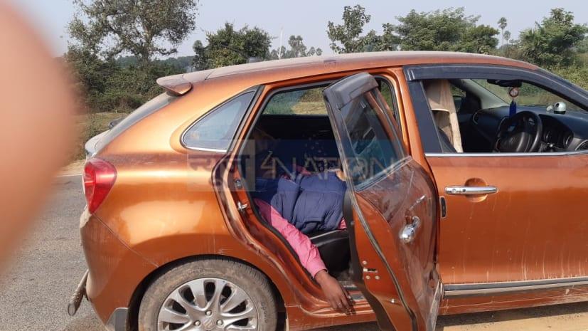 पटना में चलती कार में ट्रिपल मर्डर, आर्मी जवान की सनक ने ली पत्नी और साली की बलि, बच्चों को जैसे तैसे बचाया गया