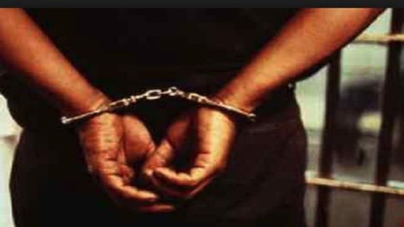 बड़ी घटना को अंजाम देने वाला था अपराधी, पुलिस ने किया गिरफ्तार