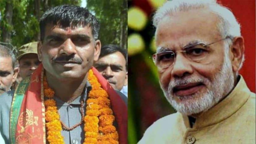 पीएम मोदी के खिलाफ वाराणसी से सपा प्रत्याशी तेज बहादुर का नामांकन रद्द
