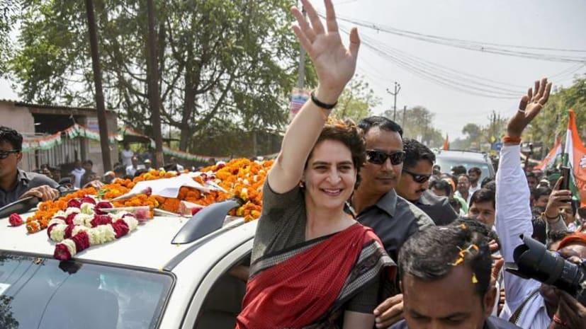 प्रियंका गांधी ने माना- यूपी में भाजपा को हराने के लिए खड़े किए वोटकटवा प्रत्याशी