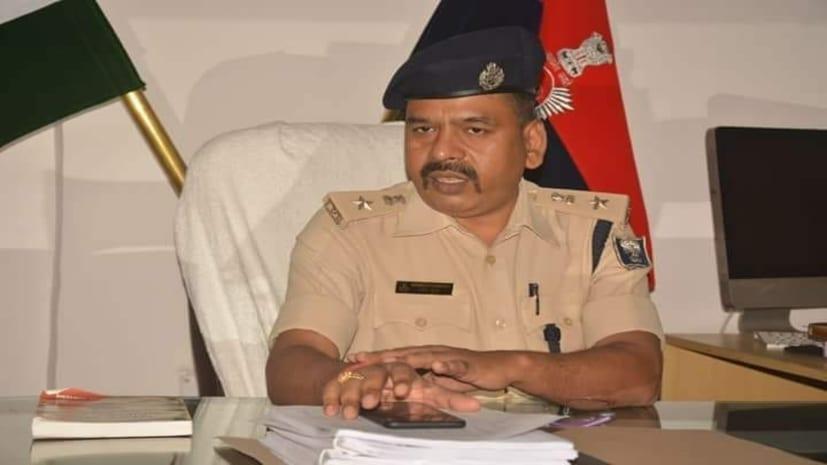 मुजफ्फरपुर में एक साथ बदले गए कई थानाध्यक्ष,एसएसपी ने जारी किया आदेश