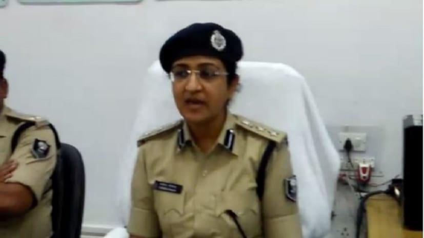 पटना पुलिस को मिली सफलता, शातिर विकास को किया गिरफ्तार