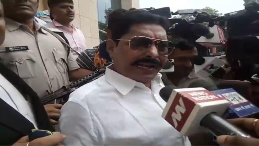 बाहुबली विधायक अनंत सिंह का मंत्री नीरज कुमार पर अटैक,कहा-यह सब 'नीरज' का खेला है..