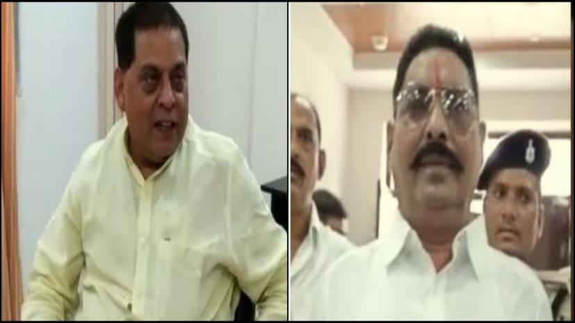 अनंत सिंह पर नीरज कुमार का पलटवार, बिलबिलाने से काम नहीं चलेगा बिहार में कानून का राज है गिड़गिड़ाना पड़ेगा