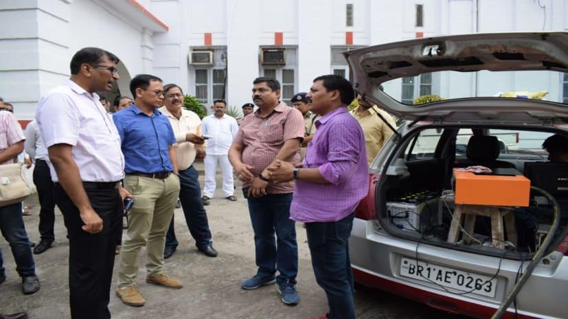 पटना में बसों और ऑटो रिक्शा की होगी फिटनेस और प्रदूषण की जांच, कमिश्नर ने डीटीओ को दिया निर्देश